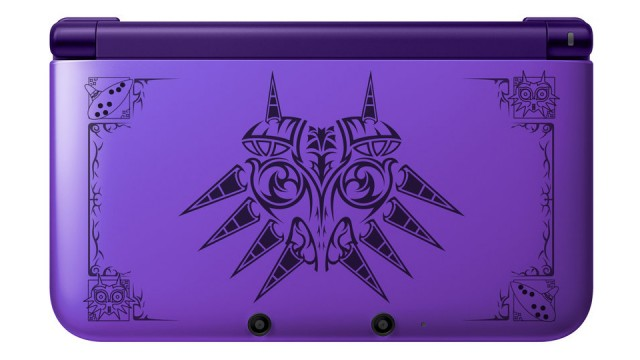 majora s mask new 3ds xl out of stock within few a minutes of release