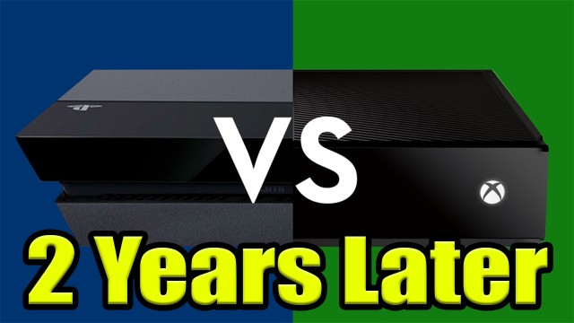 PS4 vs Xbox One Two Years Later