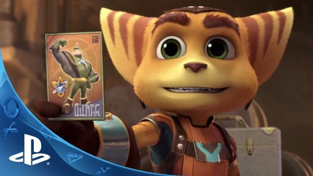 Ratchet & Clank PS4 Remake