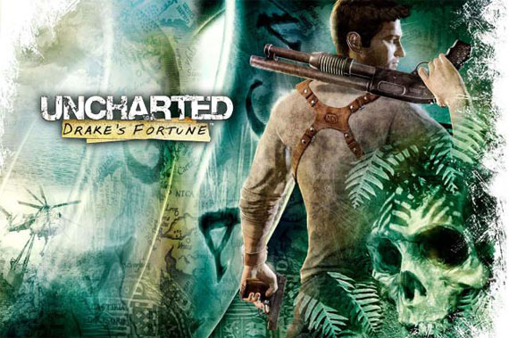 Uncharted: Drake's Fortune - Where to Find All 61 Treasures  Uncharted: Drak...