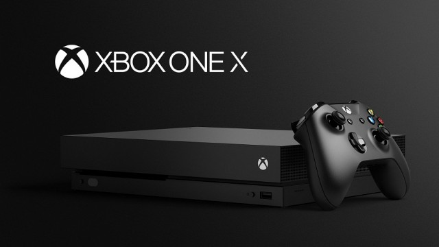 Xbox One X - Can It Beat PlayStation 5