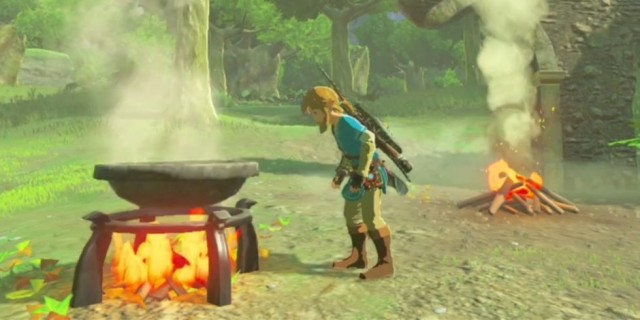 17 best recipes to cook in the legend of zelda breath of for Cuisine zelda