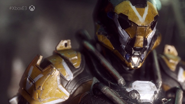 Bioware's Anthem Screenshot