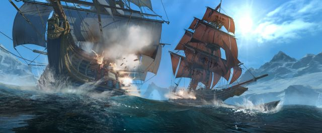 Assassin's Creed Rogue Review Screenshot 1