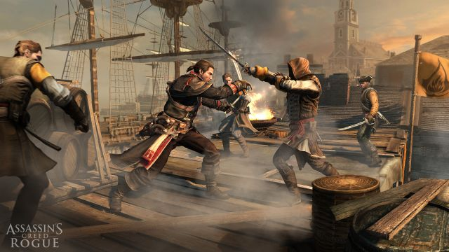 Assassin's Creed Rogue Review Screenshot 2