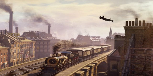 Assassin's Creed Syndicate Leap of Faith