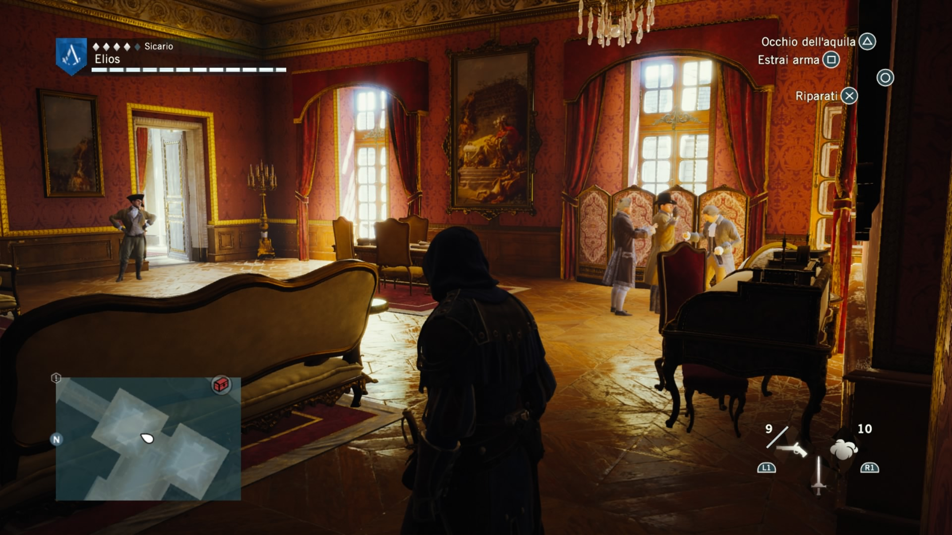 No Assassin S Creed Unity Ps4 Xone Graphics Downgrade Quot It