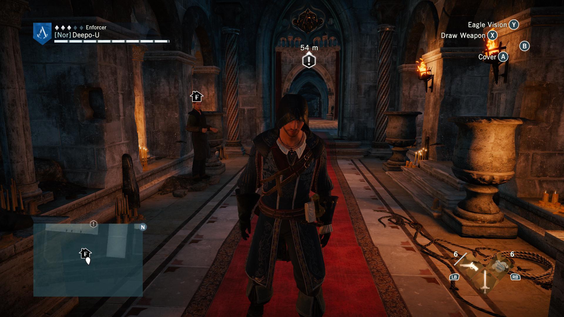 "No Assassin's Creed Unity PS4/XOne Graphics Downgrade, ""It ..."