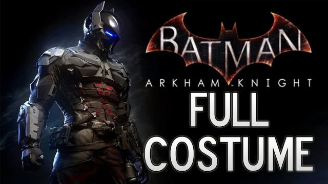 Batman: Arkham Knight Costume Guide