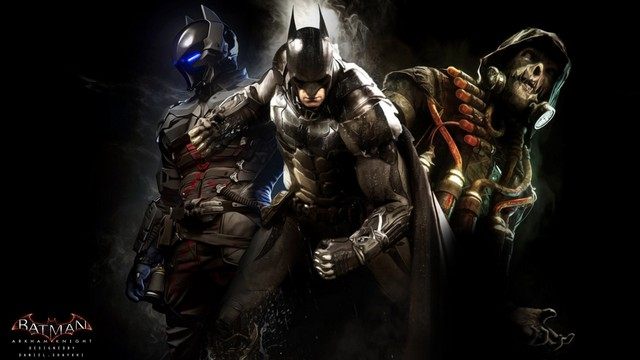batman arkham knight update download