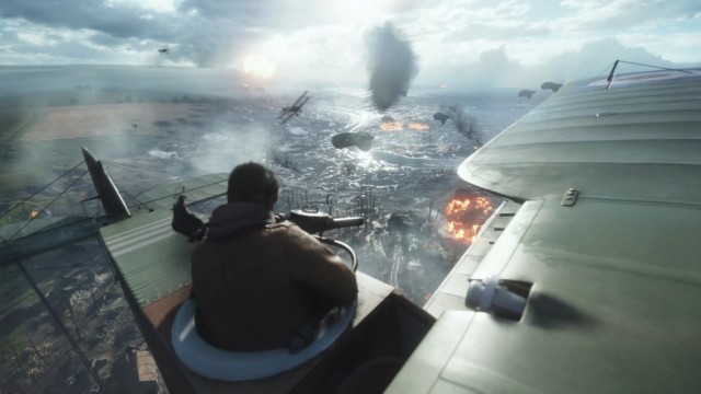 Battlefield 1 compared on PC at Ultra against PS4 and Xbox One