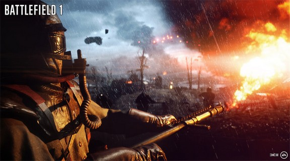 battlefield 1 closed alpha looks stunning on ps4 direct feed