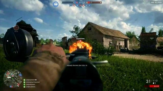 Battlefield 1 open beta не даётся оружие в начале игры - 287