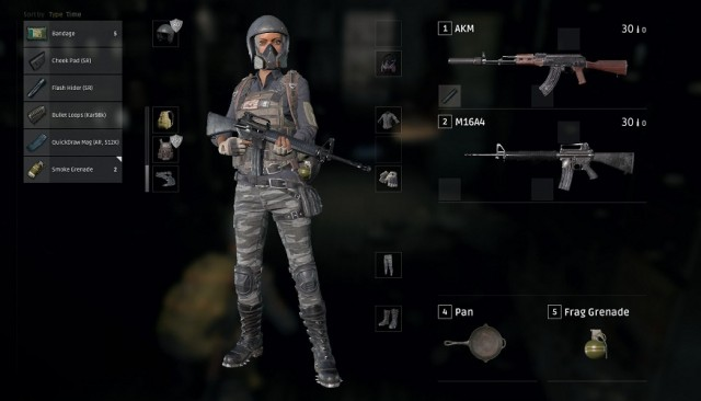 best tips to manage inventory in pubg