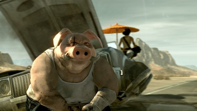 Beyond Good & Evil 2 Is Nintendo Switch Timed Exclusive