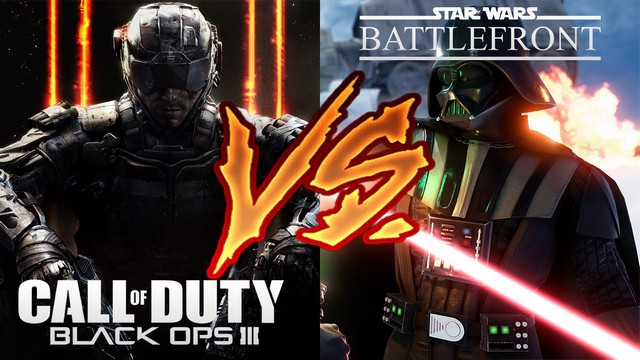 Call of Duty: Black Ops III vs Star Wars: Battlefront