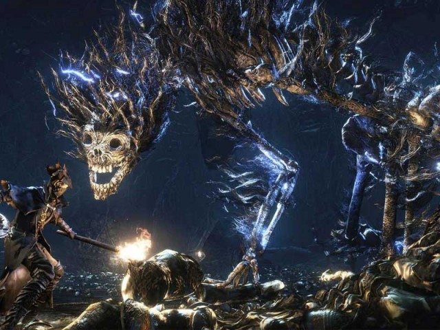 Darkbeast Paarl Boss Battle Walkthrough