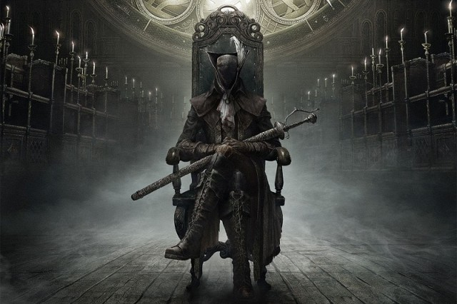 Bloodborne: The Old Hunters