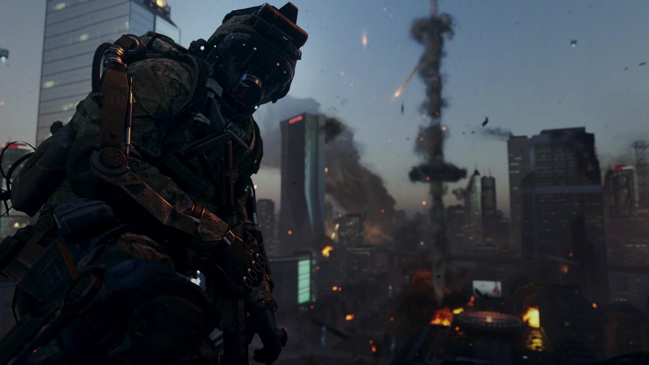 Amazon Taking Pre-orders for CoD: Advanced Warfare Atlast ...