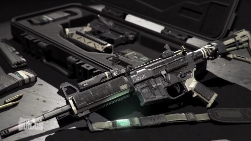 how to get the quatermaster weapons infinite warfare
