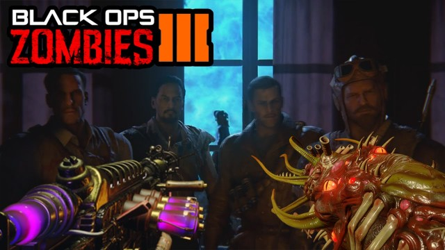 Fuse Box In Black Ops Zombies : Best new weapons in cod black ops zombies revelations