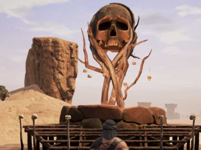 Conan Exiles All Religion Facts And Teachers Location