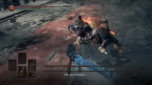 How to Beat Lothric Younger Prince in Dark Souls 3   Tom's
