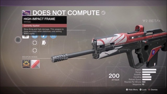 Destiny 2 Best Scout Rifle