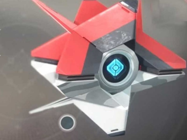 How To Make Your Ghost Look Like Pokeball In Destiny 2