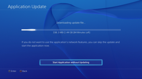 how to change ps4 master account