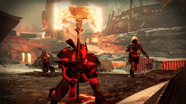 Destiny Rise Of Iron Wallpaper: How To Obtain Iron Lord Artifacts In Destiny Rise Of Iron DLC