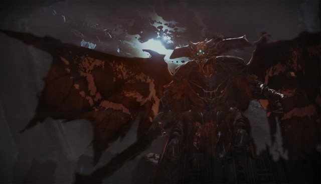 Destiny: The Taken King Antiquated Rune Fight