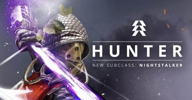 Destiny: The Taken King Nightstalker