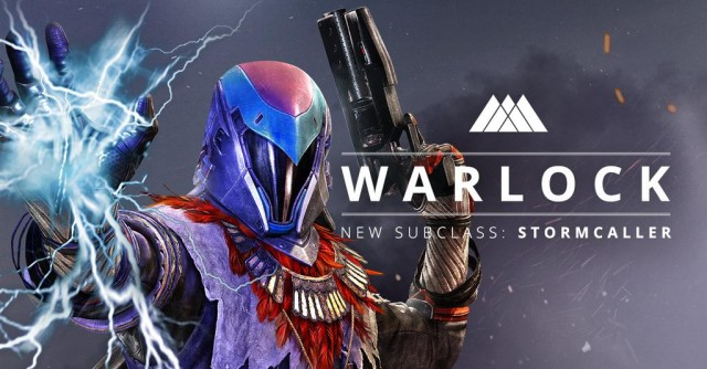 Destiny: The Taken King Stormcaller Subclass