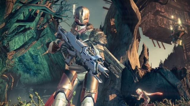 Destiny: The Taken King Hidden Chest Location Fall Raid