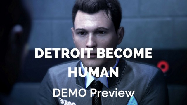 Detroit Become Human Previeq