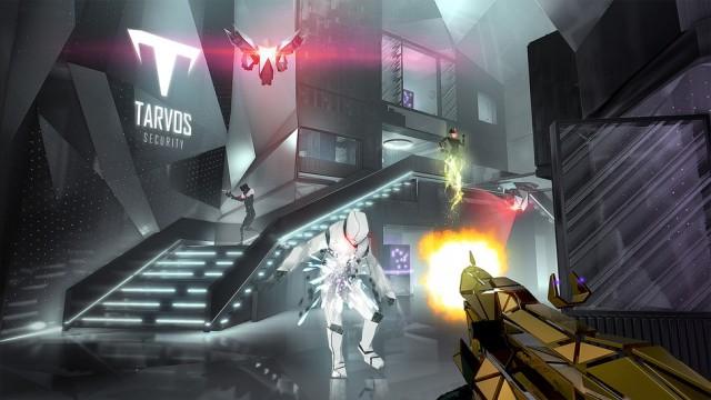 Deus Ex: Mankind Divided Patch #1