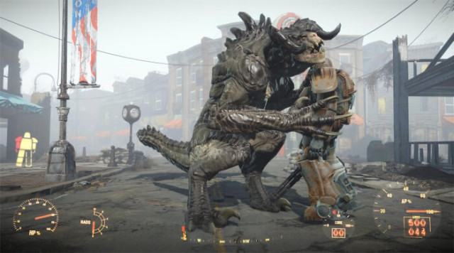 Image result for fallout 4 enemies