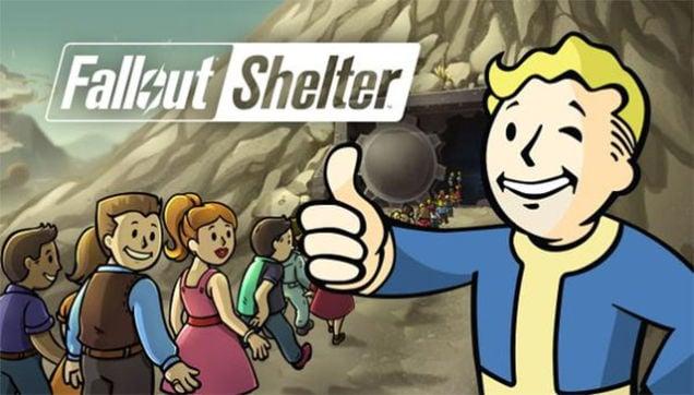 Fallout Shelter Glitch