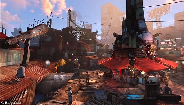fallout 4 casino location