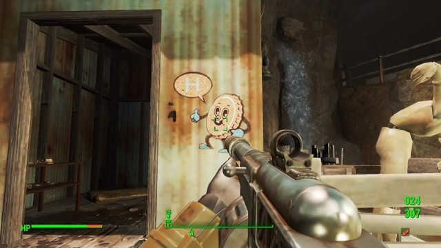 Fallout  Cappy Glasses