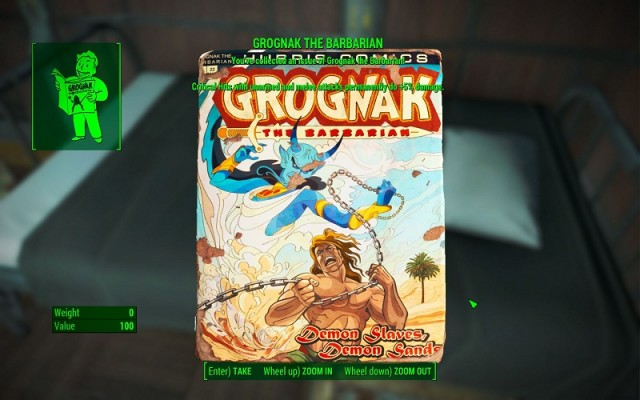 Where to find Grognak the Barbarian Comics