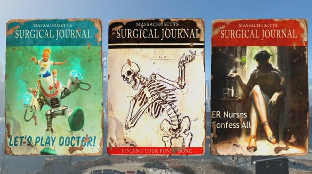 Where to find Massachusetts Surgical Journals