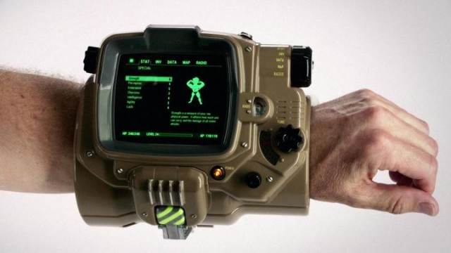 Fallout 4 pip-boy edition / pc / amazon pre-order / release day.
