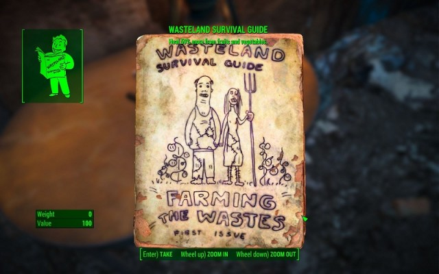 Where to find Wasteland Survival Guide Magazines