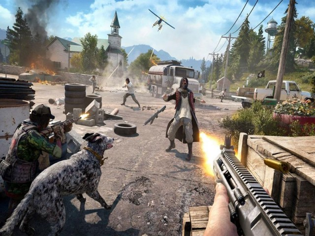 Far Cry 5 Producer to Lead New Ubisoft Studio in Winnipeg