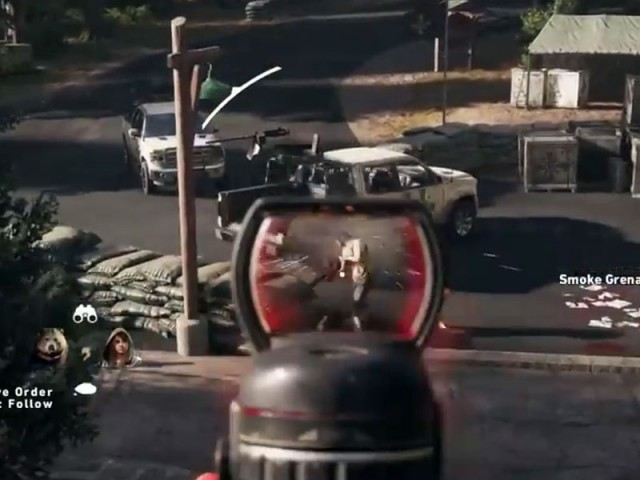 Best Weapons Far Cry 5