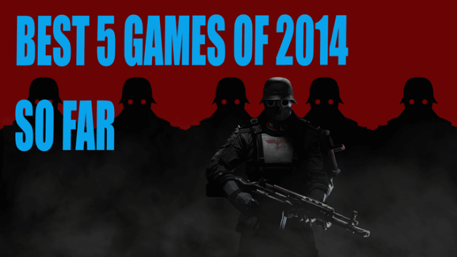 5 Best Games of 2014