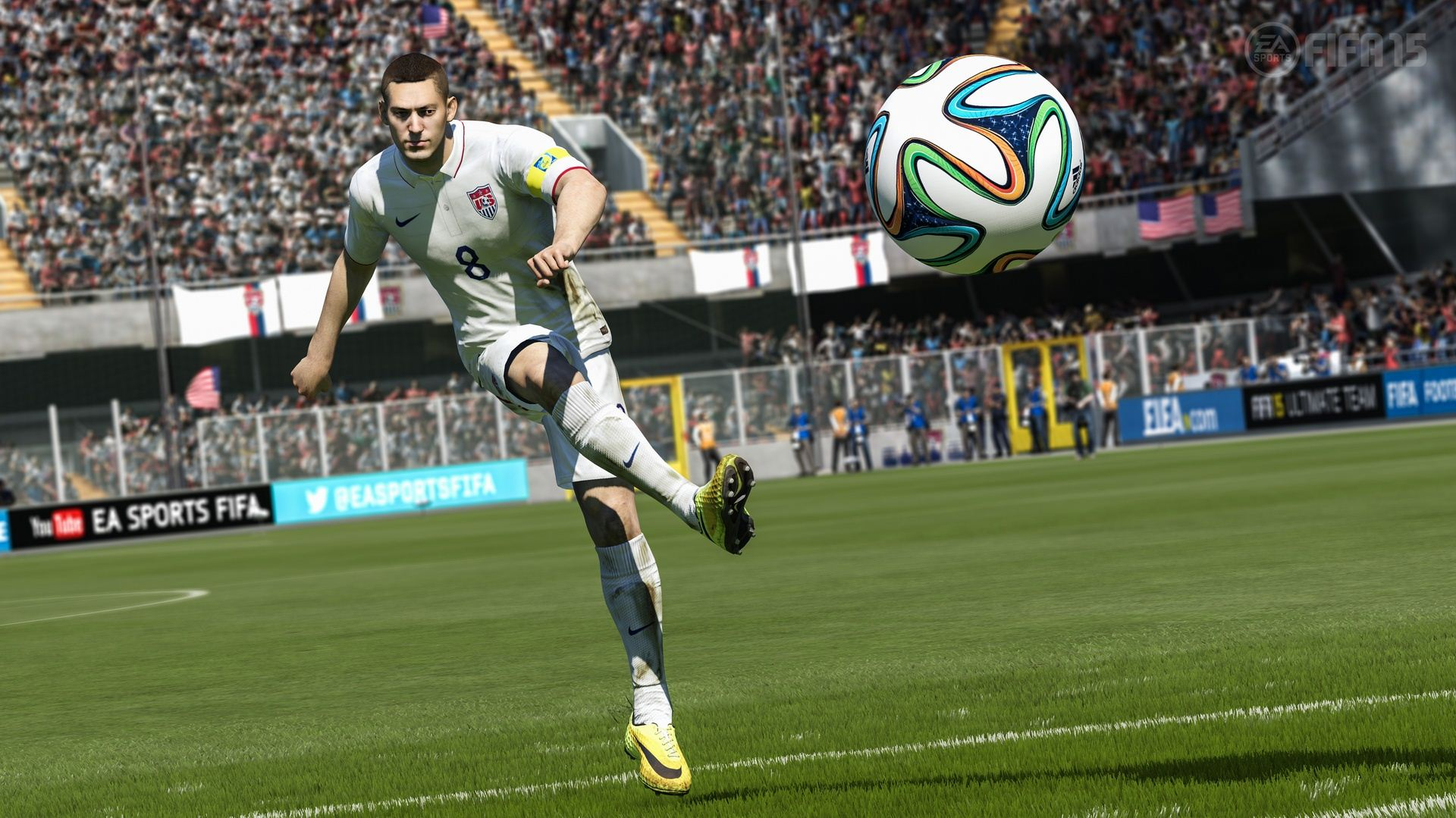 New fifa 15 details and impressive looking 1080p ps4xbox one fifa 15 img 1 voltagebd Image collections