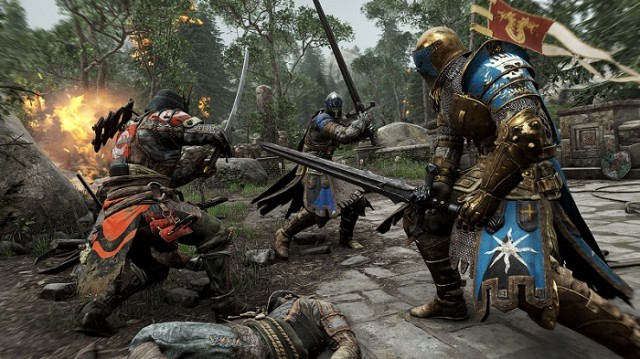 For Honor trailers detail class skills